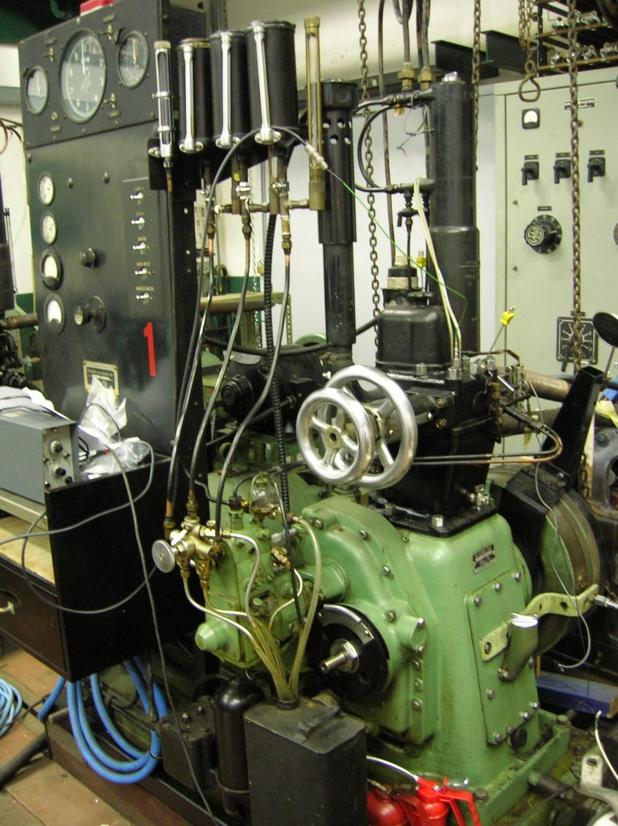 Apparato Sperimentale Del Laboratorio Mci